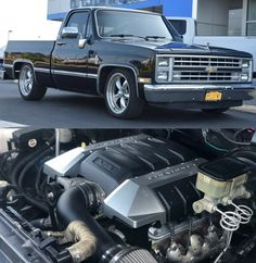 click Picture to check out our merch store 1987 Chevy Silverado, 1985 Chevy Truck, Custom Chevy Trucks, C10 Trucks, Chevy Pickup Trucks, Chevy C10, Chevy Pickups, Chevrolet Trucks, Dropped Trucks