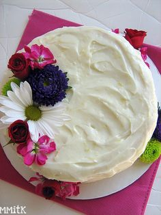 Meet Me in the Kitchen: Cooking Light Virtual Supper Club- Lemonade Layer Cake