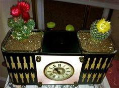 """Search Results for """"planter"""" – Hepcats Haven Planter Table, Planters, Black Clocks, Ceramic Table, 1950s, Restoration, Mid Century, Flooring, Cool Stuff"""