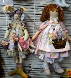 https://flic.kr/p/9xJ1Ta | Feira de Patchwork São Luíz 2011 | Bonecas DI-VI-NAS…