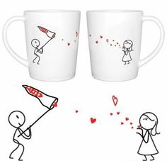 BOLDLOFT Catch My Love Too His and Hers Couples Coffee Mugs Couples Gifts His and Hers Gifts Anniversary Gifts for Couple Gifts for Her Girlfriend Gifts Wife Gifts Birthday Gifts for Her * Visit the image link more details. (This is an affiliate link) Cute Couple Gifts, Couple Mugs, Love Gifts, Diy Gifts, Birthday Gift For Him, Anniversary Gifts For Him, Birthday Love, Romantic Anniversary, 9th Anniversary