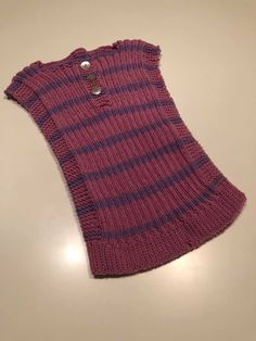 Knitting For Kids, Baby Knitting Patterns, Baby Patterns, Free Knitting, Knitting Ideas, Homemade Baby Clothes, Crochet Baby, Knit Crochet, Baby Barn