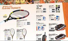 Les nouvelles gammes Babolat Roland-Garros 2015. Avec le modèle phare la nouvelle AEROPRO DRIVE ROLAND-GARROS. Disponible dès le mois d'avril 2015. ©Babolat