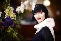 ... introduced to Miss Fisher's Murder Mysteries , who is Phryne Fisher