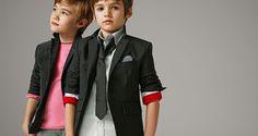 Boss Junior, la collezione Autunno Inverno 2014 per bambini