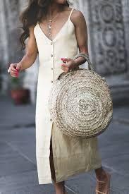 5 Cool Bags for Summer Summer Chic, Summer Wear, Fendi, Straw Bag, Beachwear, White Dress, Street Style, Style Inspiration, Shoe Bag