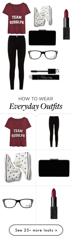 """Everyday Outfit #2"" by flighht on Polyvore featuring 7 For All Mankind, Keds, John Lewis, Ray-Ban and NARS Cosmetics Casual School Outfits, Crazy Outfits, Back To School Outfits, College Outfits, Everyday Outfits, Outfits For Teens, Cool Outfits, Summer Outfits, Fashion Outfits"