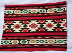 Traditional Bulgarian Pillow case Vazglavniza by GalyaKireva, $80.00