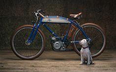 Restored Ducati Cucciolo Puppy Bike by Analog Motorcycles | InsideHook