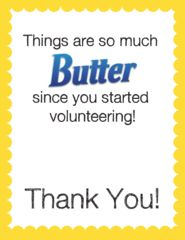 Reeses thank you note party ideas pinterest note appreciation butterfinger thank you note altavistaventures Images