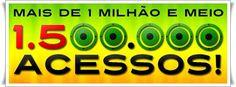 NONATO NOTÍCIAS: NONATO NOTÍCIAS:  MAIS DE 1 MILHÃO E MEIO  DE ACES...