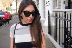 This Is Teral looking stylish in stripes this spring Blogger Style, Stripes, Lifestyle, Stylish, Spring, Inspiration, Beauty, Fashion, Moda