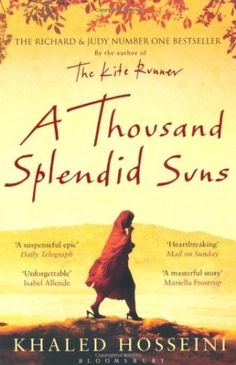 A book that sticks to you even years after you read it...just unforgettable....Best book I ever read
