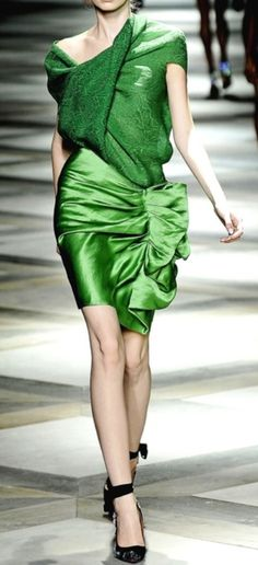 Designer, not sure who, but I LOVE the skirt!!