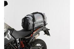Drybag 350 tail bag. 35 l. Grey/black. Waterproof., Item No.: bc.wpb.00.001.10001