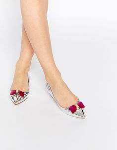Image 1 - ASOS - LAUGHTER - Ballerines plates pointues
