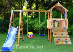Lion Cub cubby house, australian-made, cubby houses for sale, diy cubby house kits, cubby houses