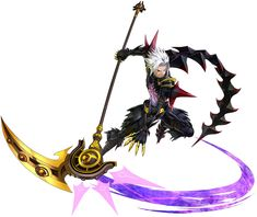 Haseo from Project X Zone 2