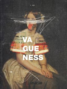 Vagueness (For Sale)