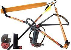 Hunting & Bowfishing Slingshot Sling Bow Shoots Full Size Arrows - 500x355 - jpeg