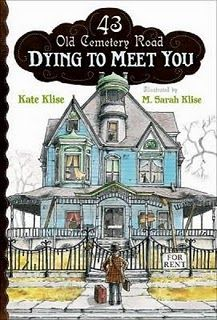 This book is about a man named Mr. Grumply and he buys a house where he meets some unexpected guests
