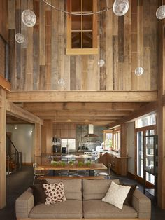 Wood Paneling Bedroom Design, Pictures, Remodel, Decor and Ideas - page 8