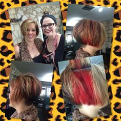 Some more funky color by Caitlin #jgibsonsalon #oldtownhelotes