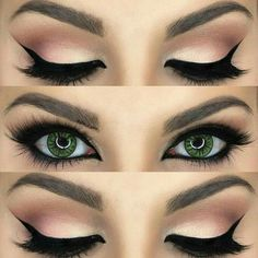 Beautiful #eyeshadow #eyebrows #luxurymakeup0