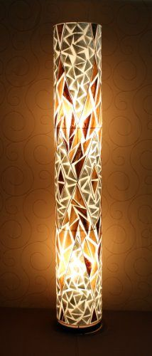 Asian floor lamp zuari orange la12 121or designer bali light asian floor lamp phuket xl la12 65xl designer bali light mozeypictures Image collections