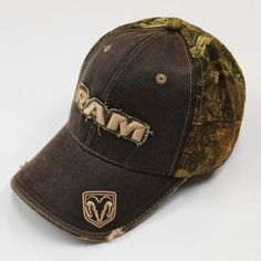 Luckless LLC   Officially Licensed Dodge RAM® Hat