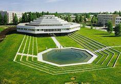 旧ソ連時代に建てられた本当に不思議なデザインの建物いろいろ   BUZZAP!(バザップ!)