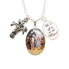 Hey, I found this really awesome Etsy listing at http://www.etsy.com/listing/59807355/were-off-to-see-the-wizard-of-oz
