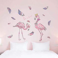 Paon Plumes Oiseaux Autocollants Muraux 3d Broken Home Decor Art Decal Bar posterh 1