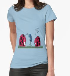 Flowers For My Love T-Shirts and Hoodies. By OneArtsyMomma