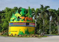 Crandon Park Zoo - no longer there.... but one of the happiest memories of my childhood!