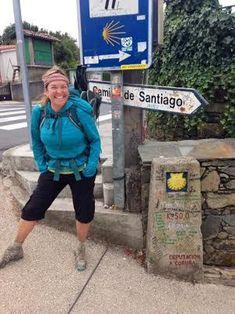 Lightened Backpack on the Camino de Santiago