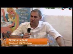 Epicuriales 2011, Interview de Franck Lafage « Newtek » - YouTube