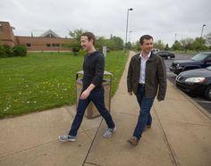 Mark Zuckerberg in South Bend