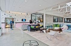 Airbnbの創造的な新オフィス:ギャラリー Page4 « WIRED.jp