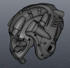 Hard surface topology