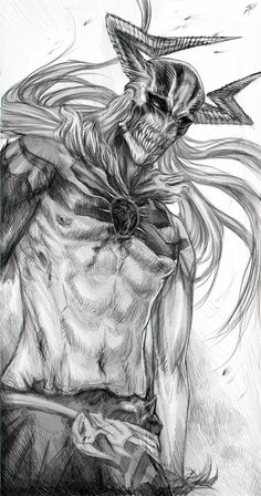 Ichigo - Vasto Lorde by ~RomaniacC on deviantART