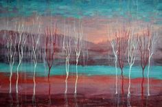 "Saatchi Art Artist Galina Gataullina; Painting, ""state fale"" #art"