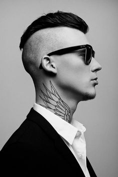 Unknown tattooed guy photography #tattoo #guy