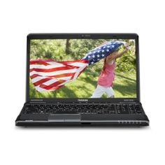 """Toshiba Satellite A665-S5177X 15.6-Inch Laptop (Black) Intel Core i5-2410M Processor 2.3 GHz (2.9 GHz with Turbo Boost Technology), 3MB Cache. Configured with 4GB DDR3 1066MHz (max 8GB). 500GB (5400 RPM); Serial ATA hard disk drive with TOSHIBA Hard Drive Impact Sensor (3D sensor). 15.6"""" diagonal widescreen TruBrite TFT display at 1366 x 768 native resolution (HD) with native support for 720p co... #Toshiba #Personal_Computer"""