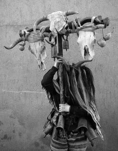Cucurrumachos del carnaval de Navalosa AVILA | Flickr