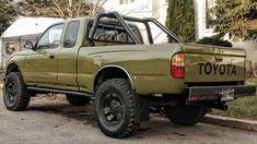Toyota Tundra Lifted, Toyota Pickup 4x4, Pickup Trucks, Toyota Tacoma Prerunner, Toyota Hilux, Nissan Trucks, Toyota Trucks, 1998 Toyota Tacoma, Tacoma Truck