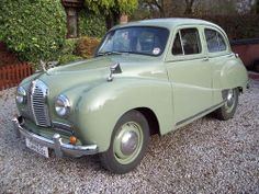 1954 Austin Somerset - ** http://ift.tt/1IVtjgh *** More Classic Auto Trader at Classic Muscle Cars**