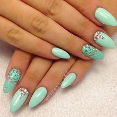 Lace Mint Green