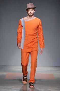 Kola Kuddus South Africa Menswear Week - #Trends #Tendencias #Moda Hombre - SDR Photo