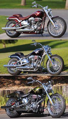 2013 Harley-Davidson FXBSE Breakout